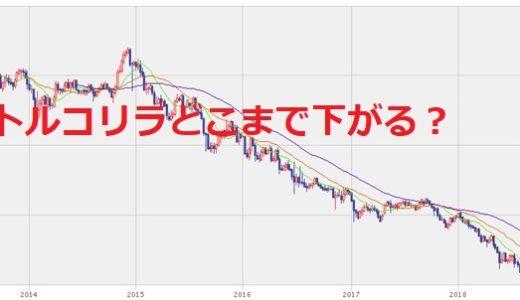 なぜトルコリラは下落が続くのか?今後、投資する価値はあるのか?