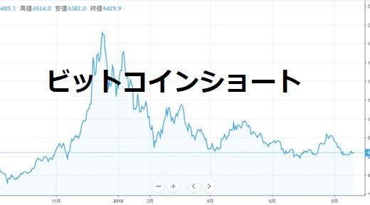 ビットコインのショート(空売り)投資はおすすめできるか?その方法と注意点について
