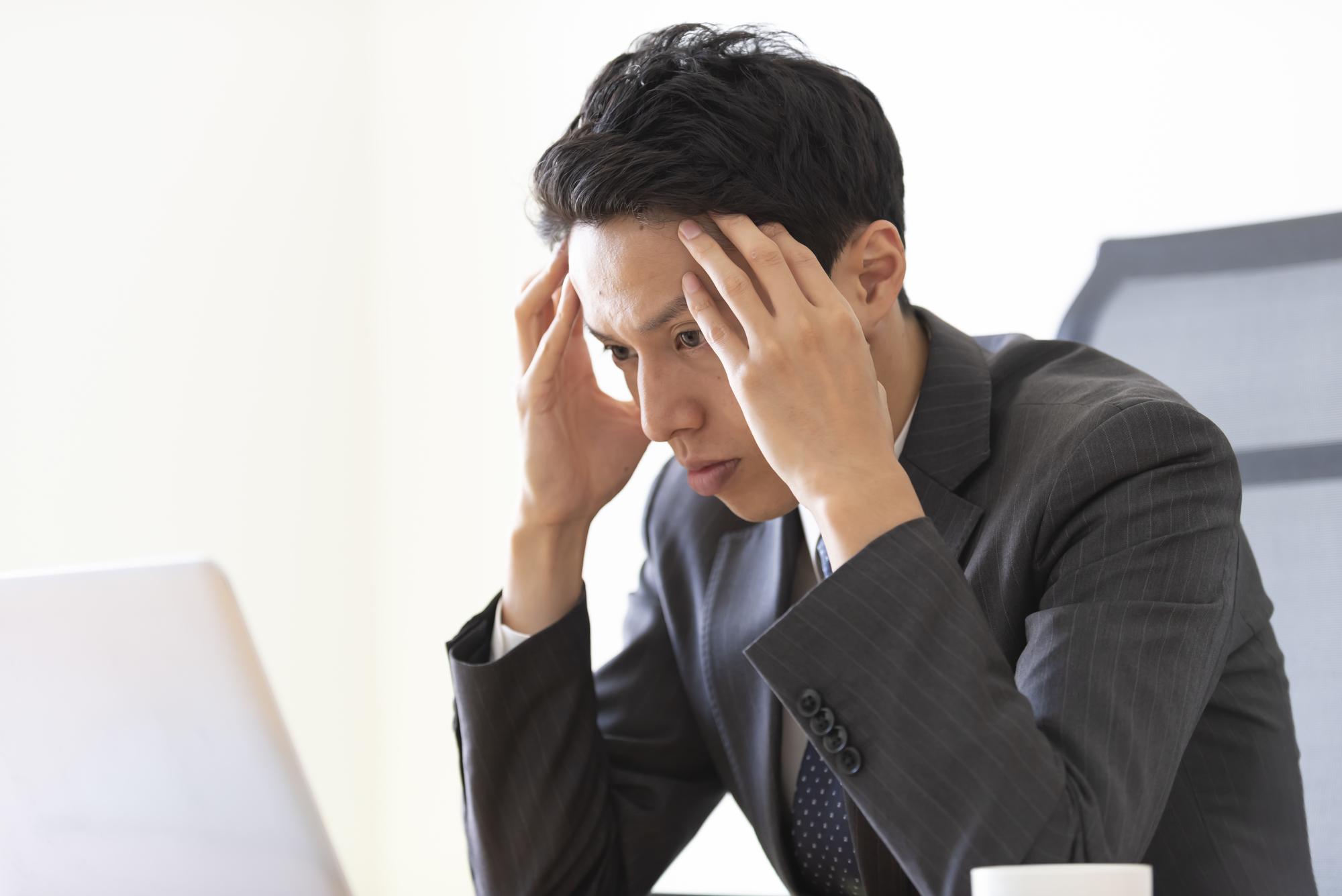 仕組債やレアルリンク債のノックインで悩む銀行員