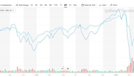 米国viベアETFはリスクが高く買うのはおすすめできない